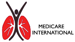 Logo of Medicare International: Supplier of Bipap, Cpap Machines in Delhi