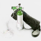 Portable Oxygen Cylinder for everyday use: MI 0035 model